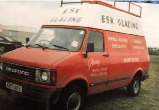 First Esk Van